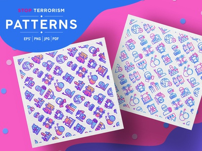 Stop Terrorism Patterns Collection