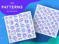 Time Patterns Collection