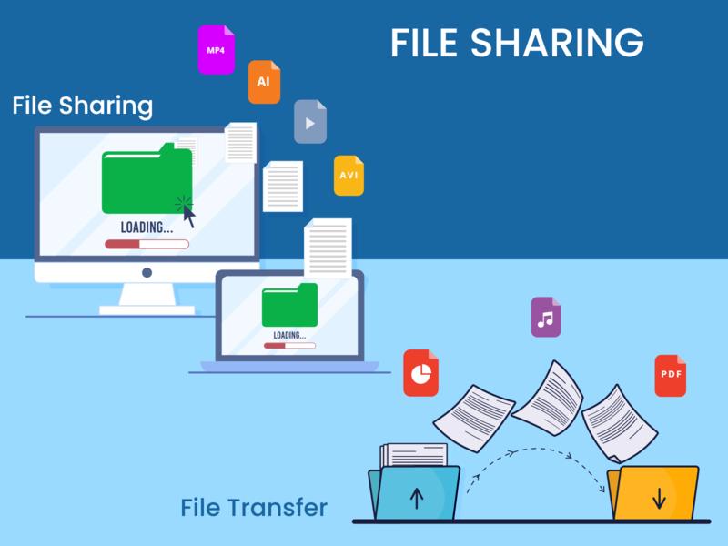 File Sharing file sharing