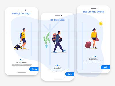 TRAVEL APP....LETS TRAVEL travel app