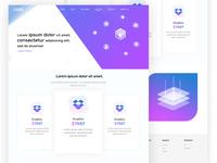 Website UI Design #2