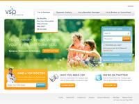 VSP Site Redesign