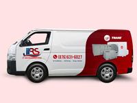 JT Refrigeration Van