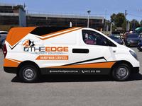 Handyman Services Van Wrap