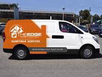 The Edge Van Wrap