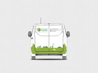 Camping Connect Van