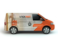 Lock Fast Van