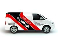 Lock Swift Van Wrap