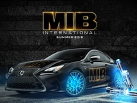 MIB International Car Wrap