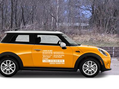 Beautiful Website Car Wrap marketing website services van illustration van wrap van cover van design car wrap car