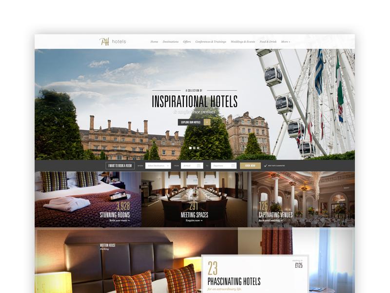 Dribbble phhotels