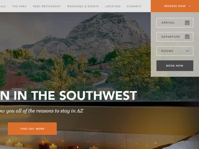 WIP - Southwest Hotel & Spa