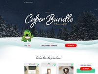A Merry Little Cyber Bundle - MOJO Marketplace
