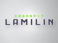 Crossfit Laminin - Text Logo