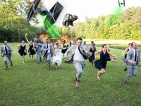 Rebel Wedding