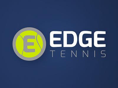 Edge Tennis tennis brand logo