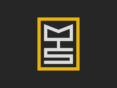 Personal Mongram gold monogram angles type initials