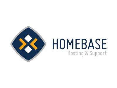 Homebase website internet brand logo
