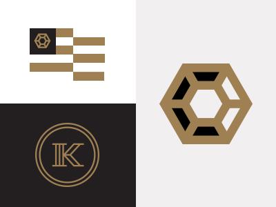 Used & Unused flag k marks brand