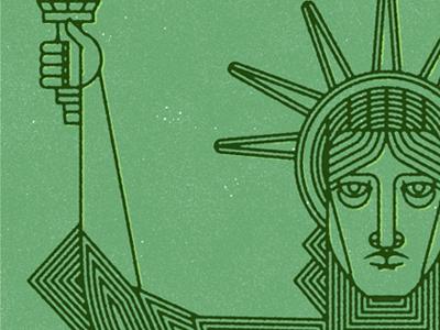 Lady Liberty resist torch liberty statue