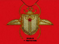 Scarab of Protection