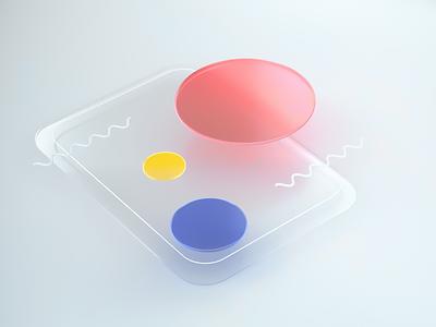 okay shapes /1 app web icon website ux ui illustration animation motiongraphics motion design minimal design cinema4d c4d branding art after effects abstract 3d 2d