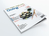 Going Out! - Cover Layout