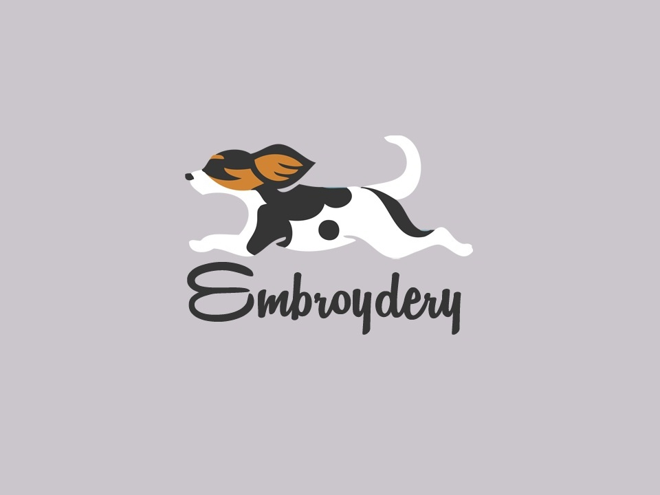 Embroydery logo1 fiverr ebay corei8 client adobe photoshop mascot logo3 logo2