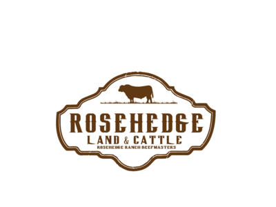 Logo for the Cattle sale in USA (Fiverr order)