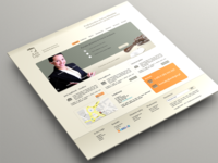 Another law firm landing page