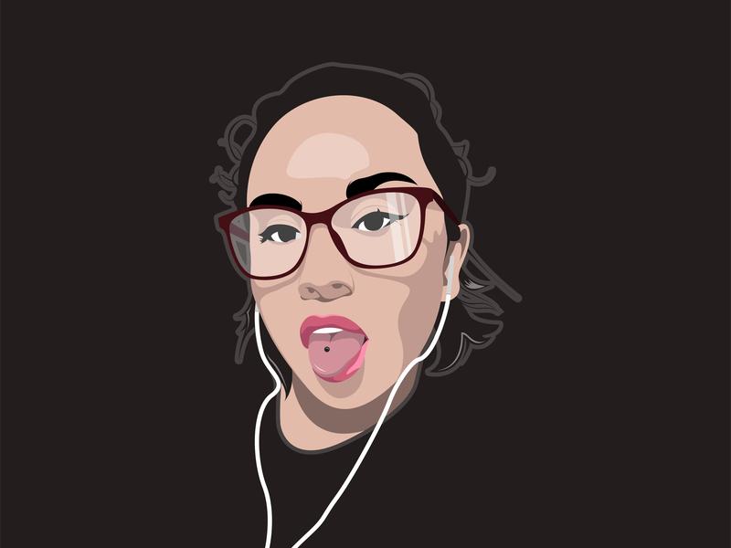 Ilustración, Camila photoshop ilustrator diseño ilustración ilustrador de adobe cc diseño
