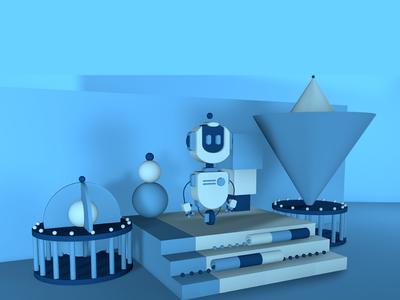 Robot geometric