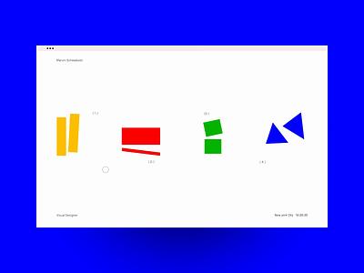 Abstract Menu - On Click menubar menu menu index shapes abstract website ux hover web ui motion portfolio motion design interactive design design animation
