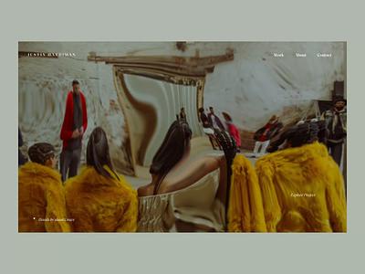 Justin Hardiman - Autoplay Gallery Concept -01 menu menubar abstract motion graphics website hover web ui interactive design motion portfolio motion design design animation