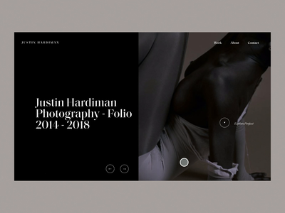 Justin Hardiman - Autoplay Gallery Concept -02 ux abstract scroll motion graphics website hover web interactive design ui motion portfolio motion design design animation