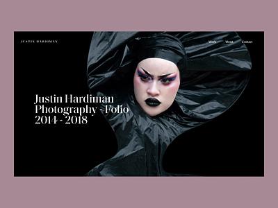 Justin Hardiman - Autoplay Gallery Concept -03 motion graphics hover web website gallery autoplay ui interactive design motion portfolio motion design design animation