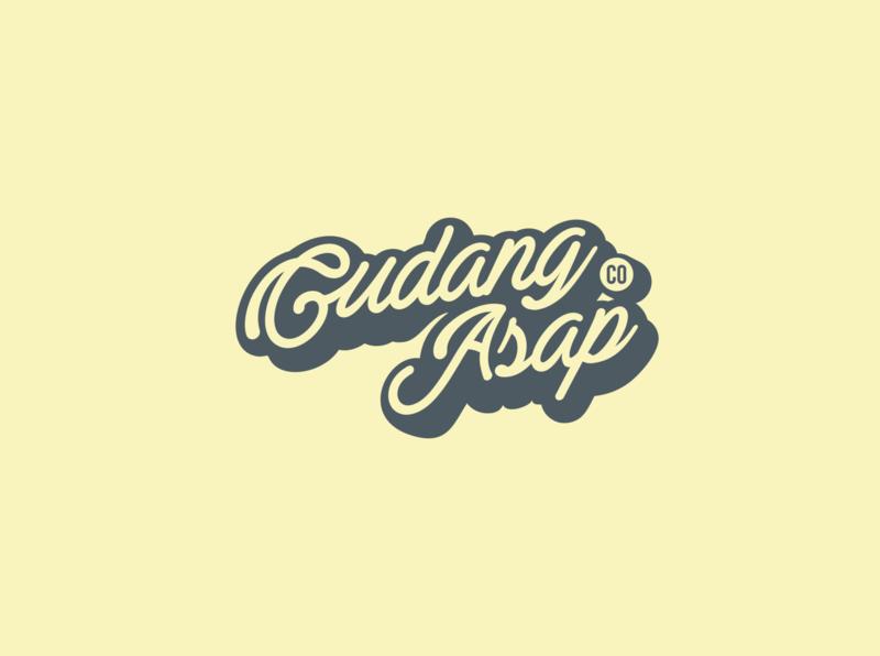 gudang asap logo design branding logo branding logo brand logo typography logo lettermark lettermark letters letter logo letter logo mark logodesign logotype logo
