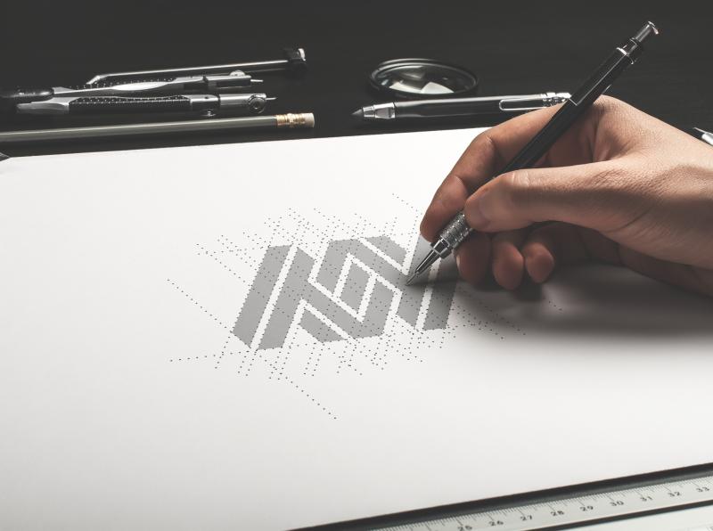 N GRID logo designer logo grid logo design branding logo n logo new letter n logo lettering logo letter logos logotype logo design logodesign logo