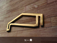logo furniture concept