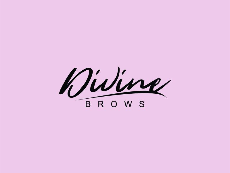 divine brows logo brand mark logo simple logo maker logo a day logo salon logo beauty logo company logo logo collection logo ideas logo alphabet logo type logo branding design logo branding logo brand logo