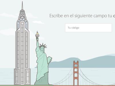 NY form code form web illustration ui