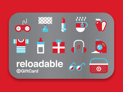 Reloadable Target GiftCard