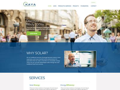 Kaya Energy solar energy