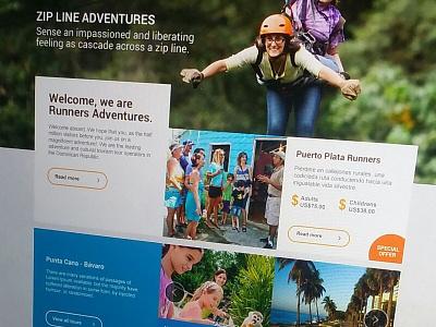 Runner Adventures tours adventures