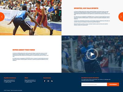 Sporter marketing sports