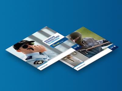 Grupo Vanguardia concept media social logo branding security private