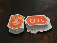 Oji Life Lab Stickers
