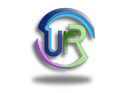 Ur Choice Credit gradient fade png 3d logo icon