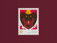 LOTR Stamps - 3/3