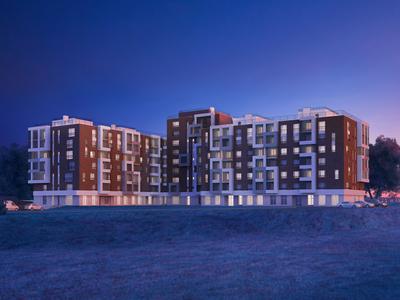 Premium residential complex